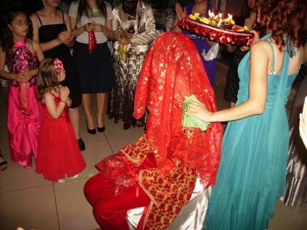 Die Hochzeit in der Türkei