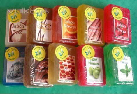 Doğal Sabunlar - Натуральные мыла