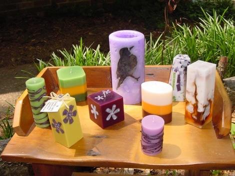 Kokulu Mumlar -Ароматические свечи