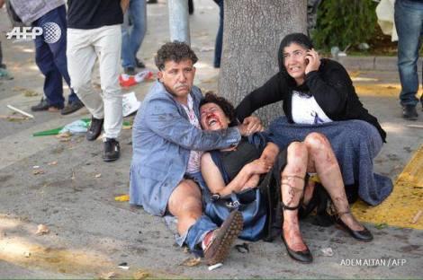 Анкара теракт