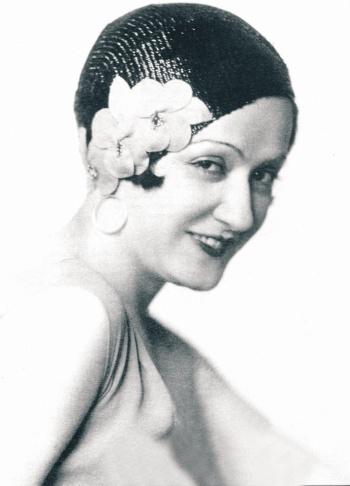 Первая турецкая актриса Бедиа Муваххит Bedia Muvahhit