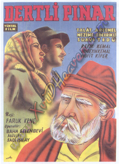 "Фильм ""Dertli Pınar"""