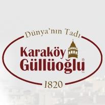 """Кондитерская, где продают турецкие сладости """"Karaköy Güllüoğlu"""""""