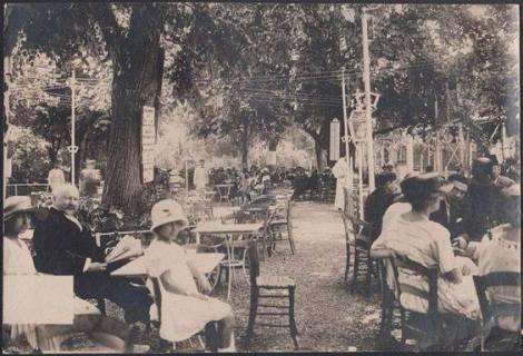 Стамбул. Район Мода. 1930 год