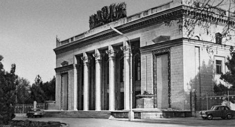 Здание Совета Министров Туркменской ССР