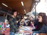 Базар книг в Анкаре (olgunlar Sk)