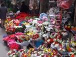 Цветочный базар в Анкаре (Güven Parkı)