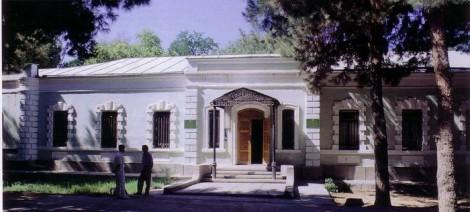 Национальный музей истории и энтографии Туркменистана