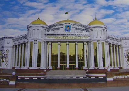 Национальный музыкально-драматический театр имени Махтумкули