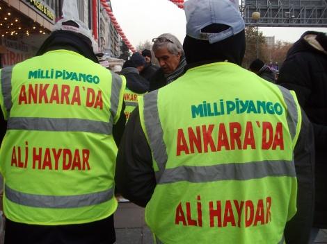 Анкарские представители