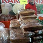 Кукурузный хлеб из местности Trabzon