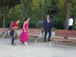 Свадебная съемка в Гоксу Парке