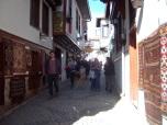 Улочка, ведущая в Анкарскую крепость