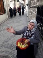 Турецкая женщина- волевая, бойкая