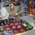 Стенд российских сувениров