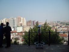 Вид на город Бурсу