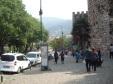 Вид на крепость Бурсы